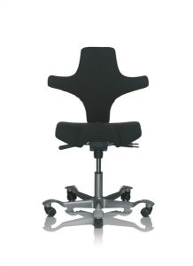 Silla HAG Capisco, la mejor silla ergonómica