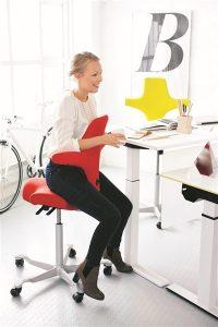 Silla Hag Capisco la mejor silla ergonómica
