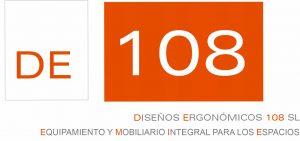 De108 logo