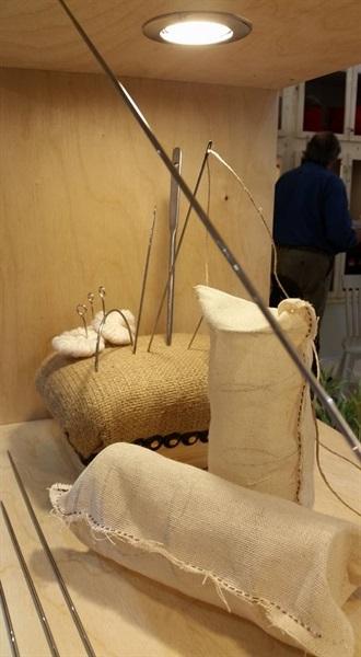 colchones con materiales naturales