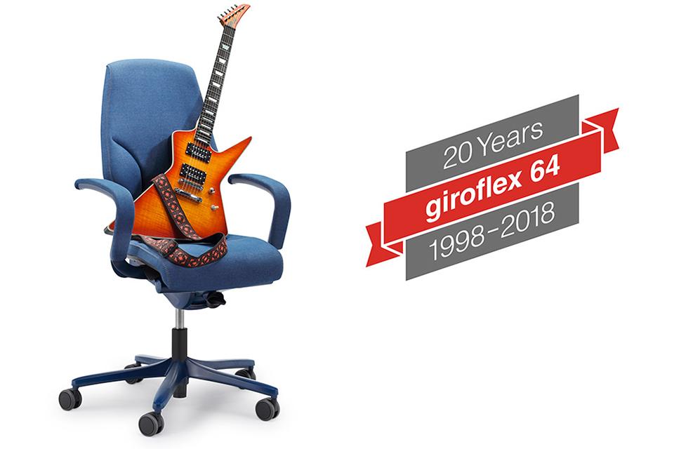 Giroflex España DE108